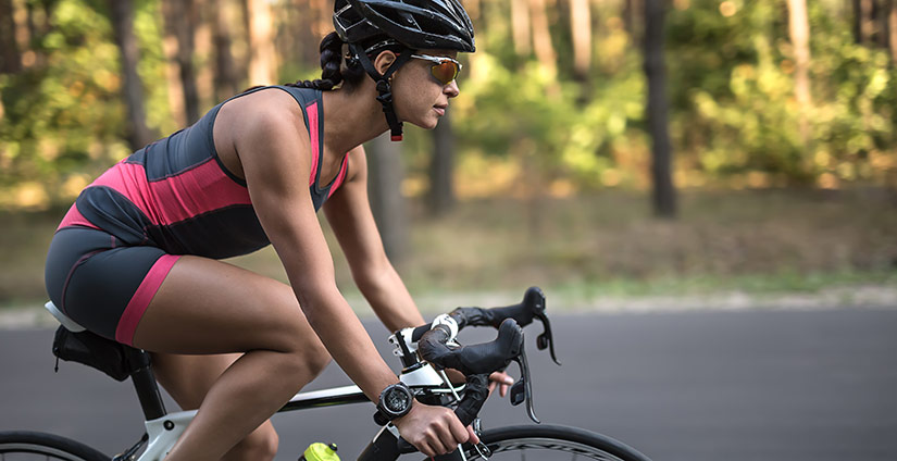 Översikt av cykelkläder
